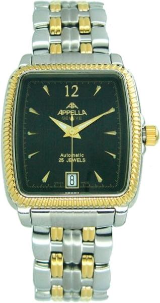 49b2a77f Appella 417-2004 - купить наручные часы: цены, отзывы, характеристики >  стоимость в магазинах Украины: Киев, Днепропетровск, Львов, Одесса