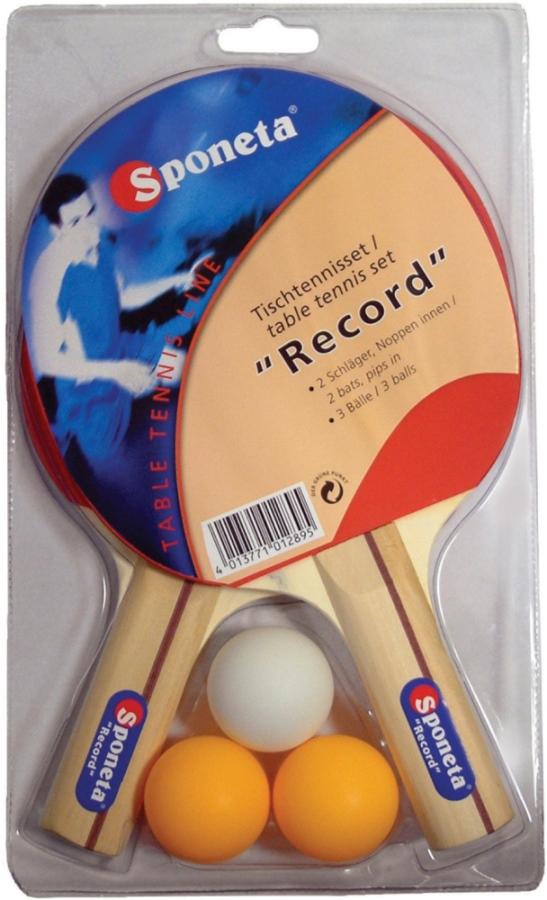 Sponeta Record - купить ракетка для настольного теннис  цены 17d7eebe58fba