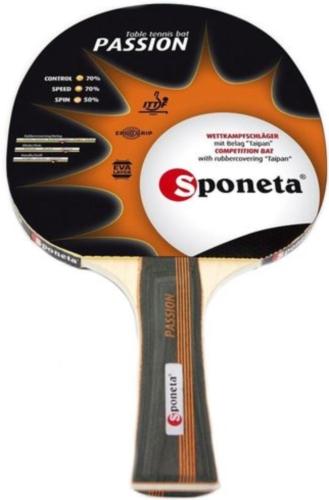 Sponeta Passion - купить ракетка для настольного теннис  цены ... 3b3d1f008a746