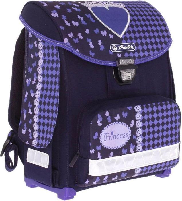 14d4c50ffcac Herlitz Smart Black Diamond - купить школьный рюкзак: цены, отзывы,  характеристики > стоимость в магазинах Украины: Киев, Днепропетровск,  Львов, Одесса