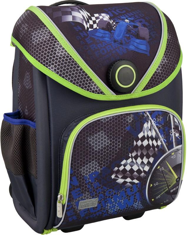 9708c76ef540 KITE 505 Grandprix - купить школьный рюкзак: цены, отзывы, характеристики >  стоимость в магазинах Украины: Киев, Днепропетровск, Львов, Одесса