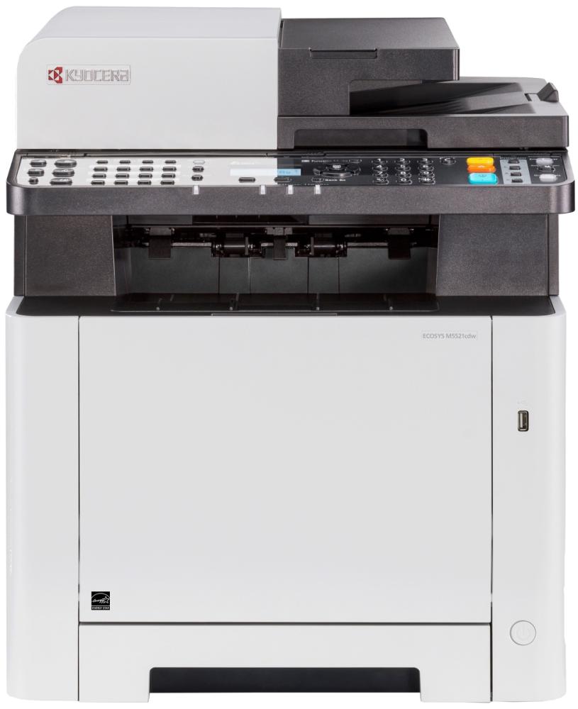 Загрузка    <title>Kyocera ECOSYS M5521CDW - купить МФУ