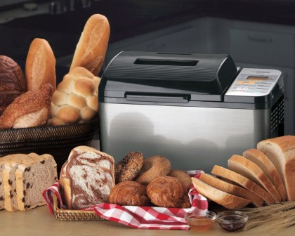 Домашняя выпечка без усилий: ТОП-5 хлебопечек