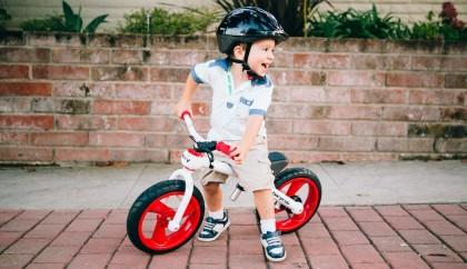 Начинаем обучаться езде на велике! Пятерка лучших детских велосипедов