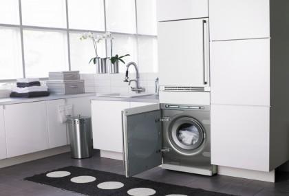 Домашняя прачечная: ТОП встраиваемых стиральных машин с фронтальной загрузкой