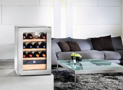 Винный погреб на дому: ТОП-5 небольших винных шкафов