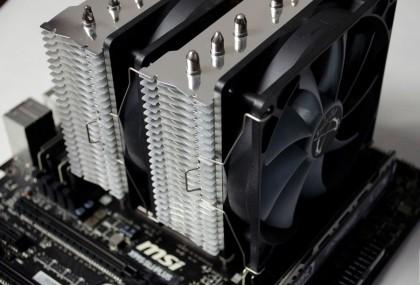 Воздух, вода и медные трубы: 5 лучших процессорных кулеров 2017 года