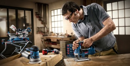 Пятерка бытовых электроприборов Bosch для домашнего мастера