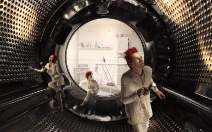 Домашняя прачечная: ТОП-5 стиральных машин с большим объемом загрузки