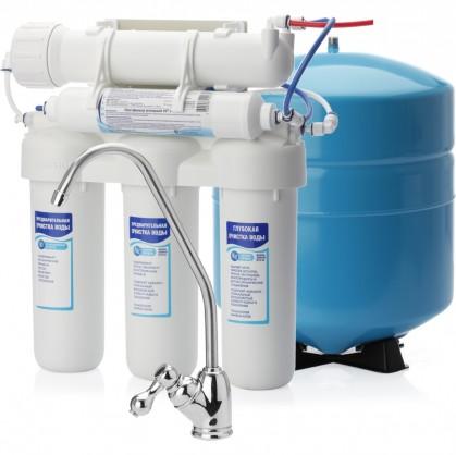 Как поменять фильтр для воды?
