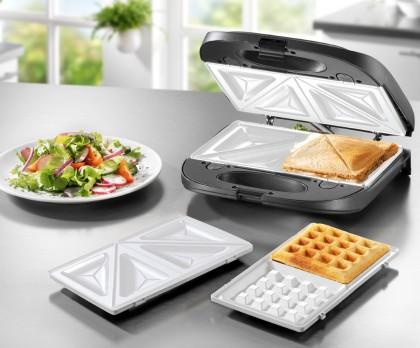 Хрустящий завтрак за пару минут: ТОП-5 сэндвичниц