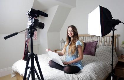 5+1 камер для съемки видеоблогов