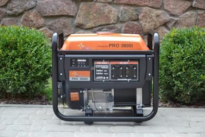 Электричество круглый год: пятерка лучших инверторных генераторов