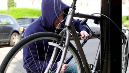 Как выбрать велозамок. А велик точно не украдут?