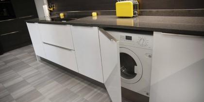 Незаметная чистота: ТОП 5 встраиваемых стиральных машин