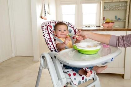 Обедаем вместе с малышом: 5 популярных стульчиков для кормления