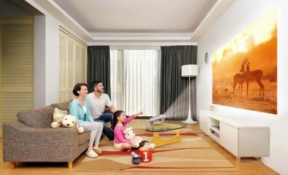 Экран без ограничений: ТОП-5 LED-проекторов для дома