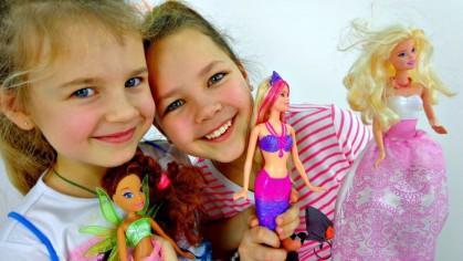Для маленькой принцессы: топ-5 самых популярных кукол ушедшего года