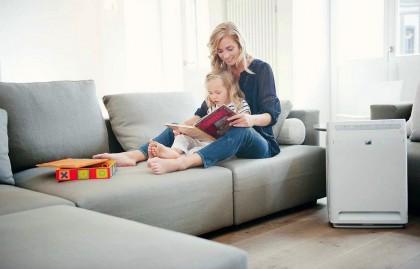 Позволь себе дышать полной грудью: ТОП-5 воздухоочистителей для дома