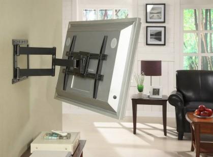 Пятерка многофункциональных настенных кронштейнов для ТВ