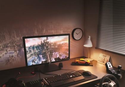Погружение в игровой мир: ТОП-5 геймерских мониторов