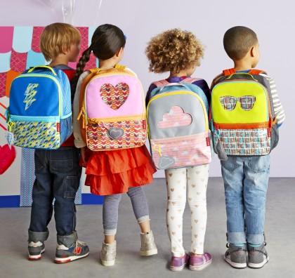 Первый раз в первый класс: 5 рюкзаков для первоклашек