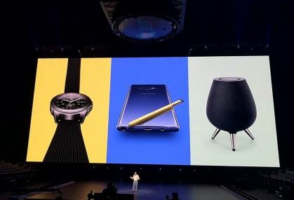 Презентация новинок Samsung в рамках Galaxy Unpacked 2018
