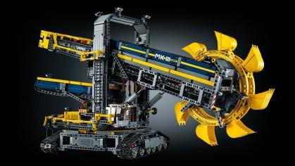Недетские игрушки: конструкторы LEGO Technic на любой кошелек