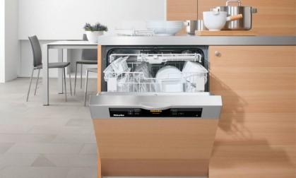 Пятерка лучших посудомоек 60 см с открытой панелью управления