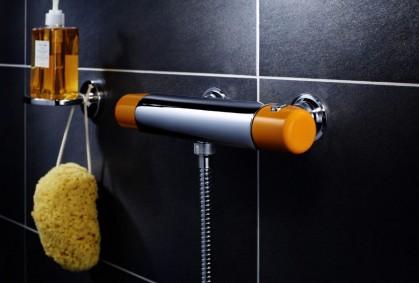 Комфорт водных процедур: ТОП 5 термостатических смесителей настенного монтажа для душа