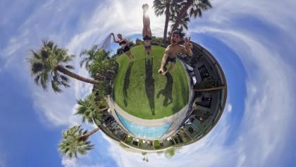 Весь мир вокруг: пятерка камер для съемки сферических панорам