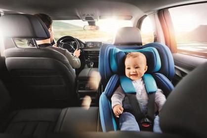 Детская безопасность: пятерка автокресел для самых маленьких