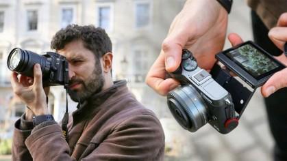 Беззеркалки vs зеркалки или Почему зеркальные фотоаппараты обречены