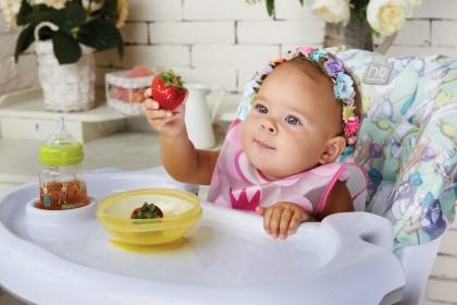 Свобода маминым рукам: ТОП-5 функциональных стульчиков для кормления