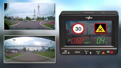 Круговой обзор: ТОП-5 двухканальных видеорегистраторов