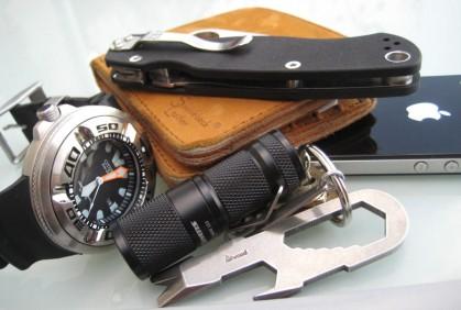 От нарезки хлеба до самообороны: ТОП-5 ножей класса EDC