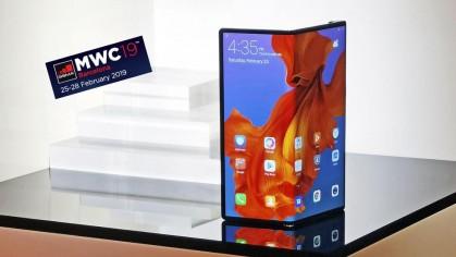 Пятерка знаковых смартфонов выставки MWC 2019