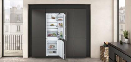 Организация пространства с умом: ТОП–5 встроенных холодильников
