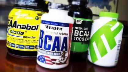 Пятерка лучших спортивных добавок с BCAA в составе