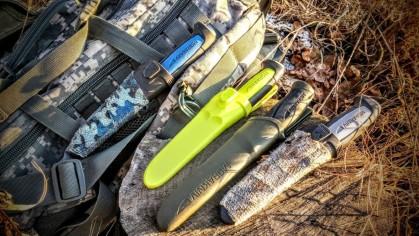 Лучший помощник в дикой природе: ТОП-5 ножей для охоты и похода