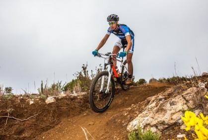 Пятерка велосипедов для гонок по пересеченной местности
