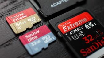 Сохранность данных в компактном флаконе: ТОП-5 карт microSD