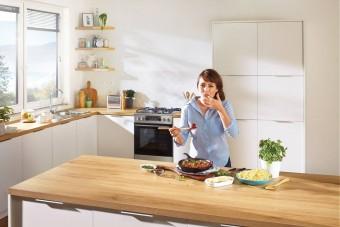 ТОП-5 газовых плит с электрической духовкой для малогабаритной кухни