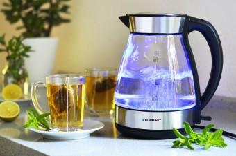 «Кому кипяточку?» – ТОП-5 чайников со стеклянной колбой