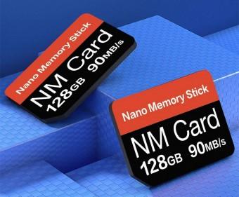 Что такое карты памяти NM Card? Эффект миниатюризации в действии