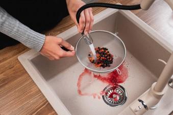 ТОП-5 смесителей с выдвижным изливом для кухни