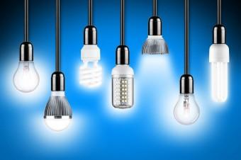 Мощность лампочек различного типа