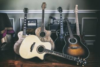 Из дома на сцену: ТОП-5 отличных электроакустических гитар