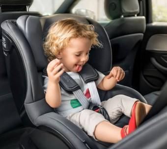 ТОП-5 відмінних автокрісел для пасажирів молодших вікових груп