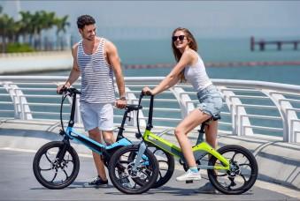 Пятерка отличных велосипедов с электроприводом